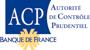 Agrément ACPR ACPR
