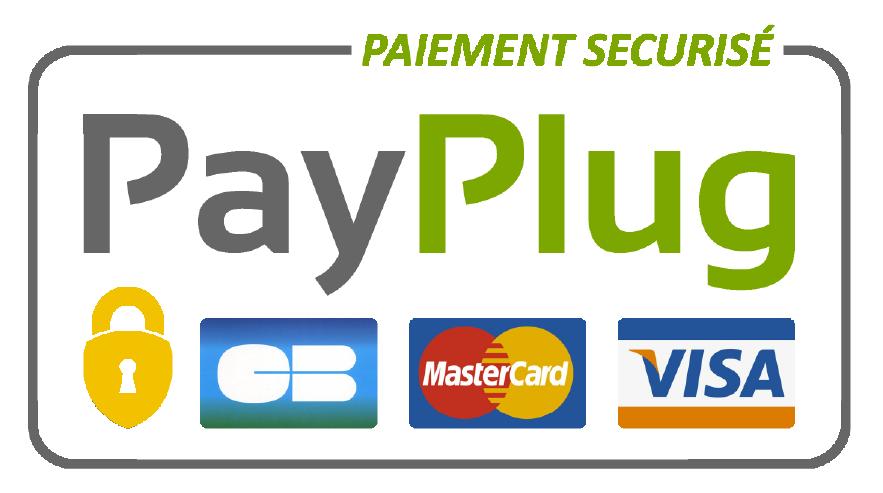 Paiement sécurisé via Payplug